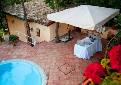 Casa Vacanze Casale La Gazza Ladra